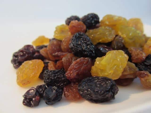 druiven en rozijnen zijn giftig voor de hond